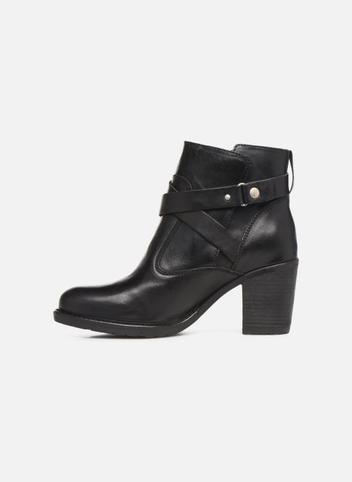 Bottines et boots P-L-D-M By Palladium Sudencia Mxco Noir vue face