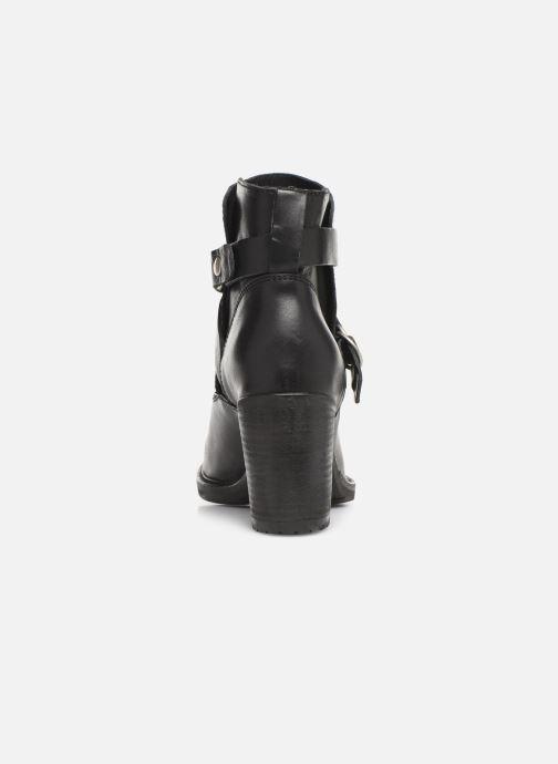Bottines et boots P-L-D-M By Palladium Sudencia Mxco Noir vue droite