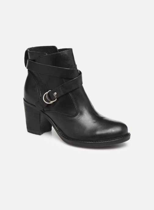 Bottines et boots P-L-D-M By Palladium Sudencia Mxco Noir vue détail/paire