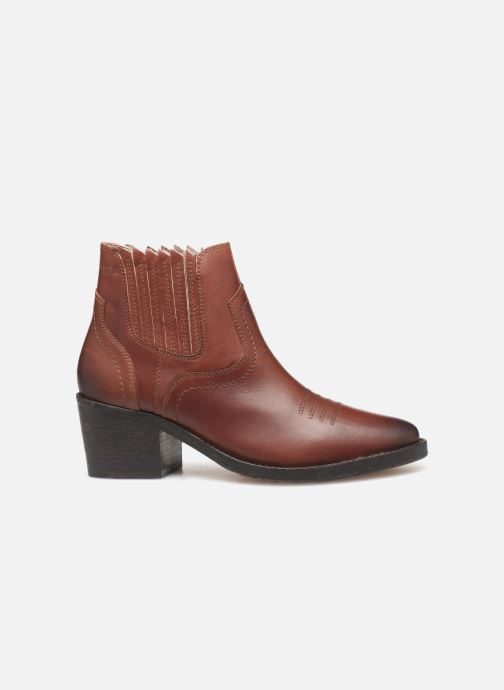 Ankle boots P-L-D-M By Palladium Pross Brown back view