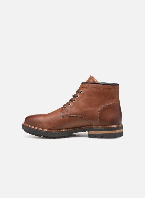 Bottines et boots P-L-D-M By Palladium Mombello Cmr Marron vue face