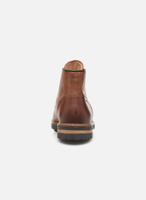 Bottines et boots P-L-D-M By Palladium Mombello Cmr Marron vue droite