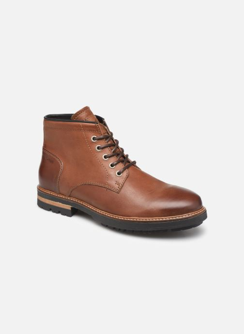 Bottines et boots P-L-D-M By Palladium Mombello Cmr Marron vue détail/paire