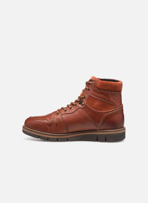 Bottines et boots P-L-D-M By Palladium Nions Ibx Marron vue face