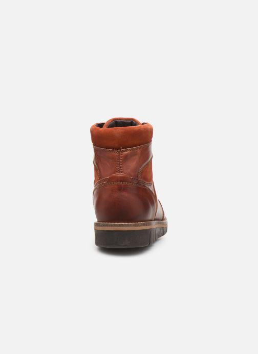 Bottines et boots P-L-D-M By Palladium Nions Ibx Marron vue droite