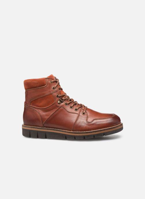 Bottines et boots P-L-D-M By Palladium Nions Ibx Marron vue derrière