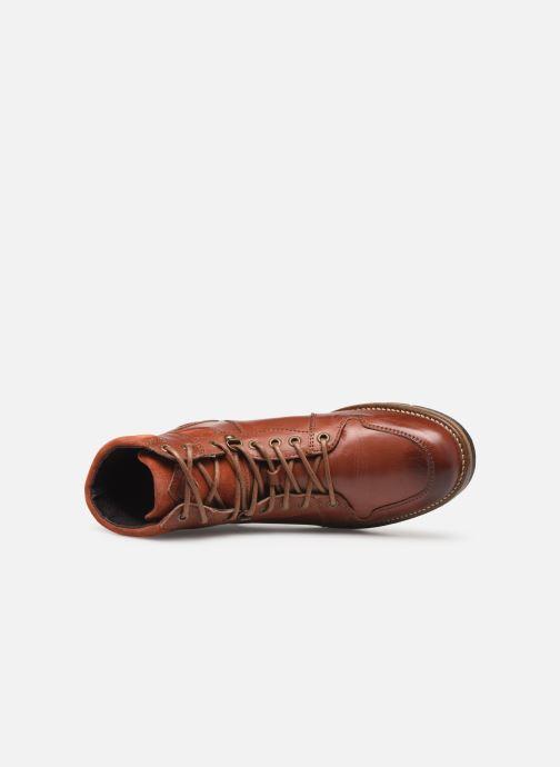 Bottines et boots P-L-D-M By Palladium Nions Ibx Marron vue gauche