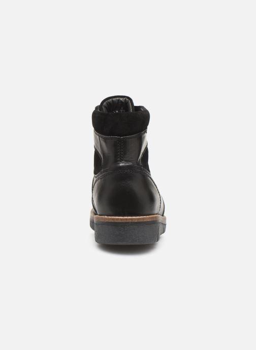 Bottines et boots P-L-D-M By Palladium Nions Ibx Noir vue droite