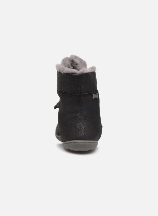 Bottines et boots Camper Peu Cami 46477 Noir vue droite