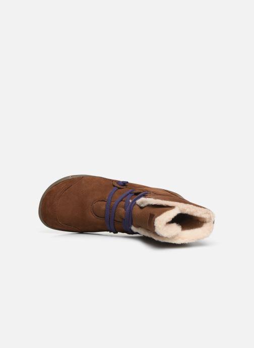 Bottines et boots Camper Peu Cami 46477 Marron vue gauche
