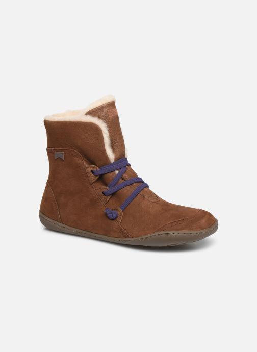 Bottines et boots Camper Peu Cami 46477 Marron vue détail/paire