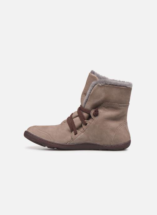 Bottines et boots Camper Peu Cami 46477 Beige vue face