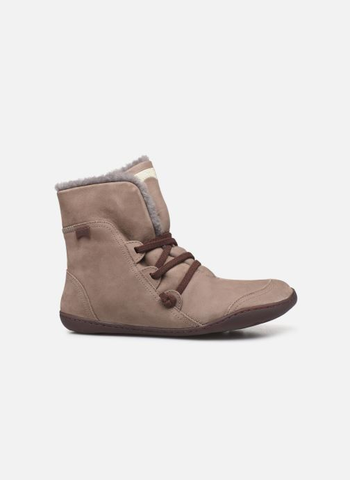 Bottines et boots Camper Peu Cami 46477 Beige vue derrière