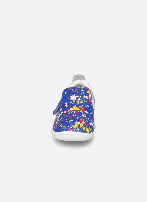 Baskets Bobux Xplorer Aktiv Multicolore vue portées chaussures