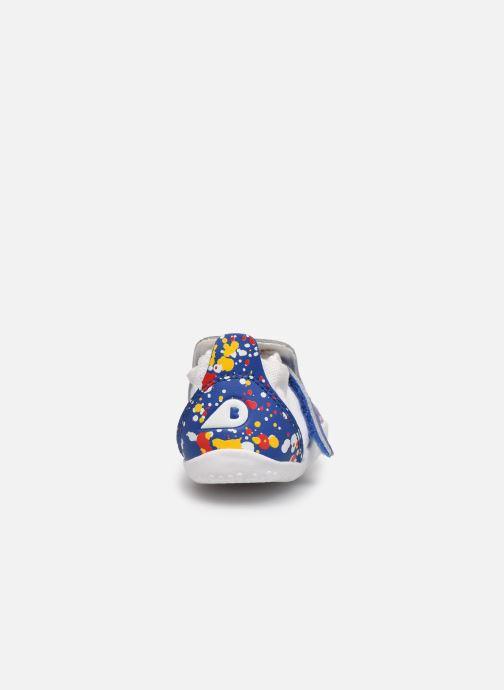 Baskets Bobux Xplorer Aktiv Multicolore vue droite