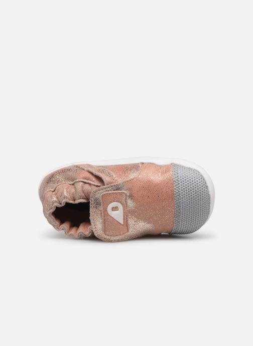 Sneakers Bobux Xplorer Aktiv Roze links
