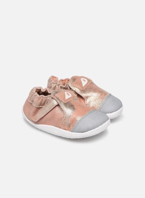 Sneakers Bobux Xplorer Aktiv Roze detail