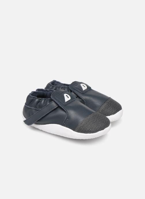 Sneakers Bobux Xplorer Origin Blauw detail