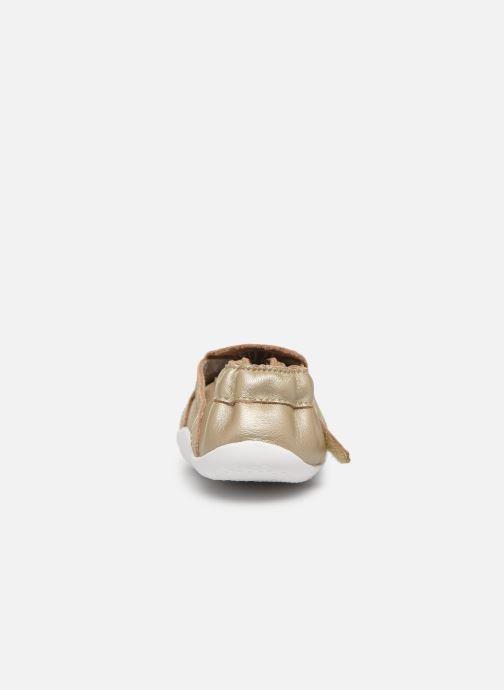Sneakers Bobux Xplorer Origin Goud en brons rechts