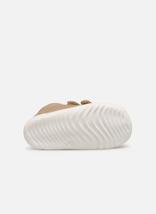 Sneakers Bobux Grass Court Beige boven