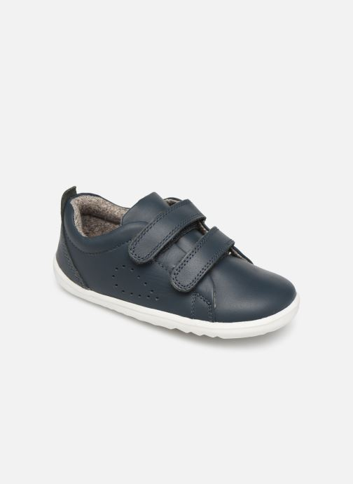 Sneakers Bobux Grass Court Blauw detail