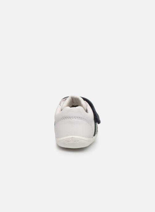 Sneakers Bobux Boston Wit rechts