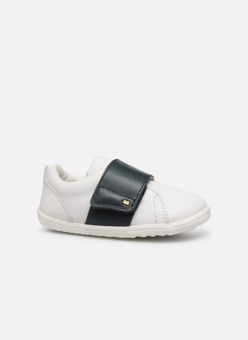 Sneakers Bobux Boston Wit achterkant