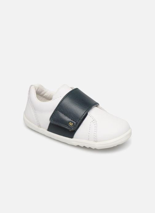 Sneakers Bobux Boston Wit detail