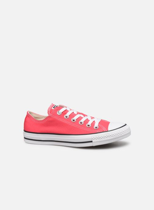 Deportivas Converse Chuck Taylor All Star Seasonal Color Ox W Rosa vistra trasera