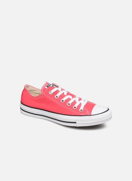 Deportivas Converse Chuck Taylor All Star Seasonal Color Ox W Rosa vista de detalle / par