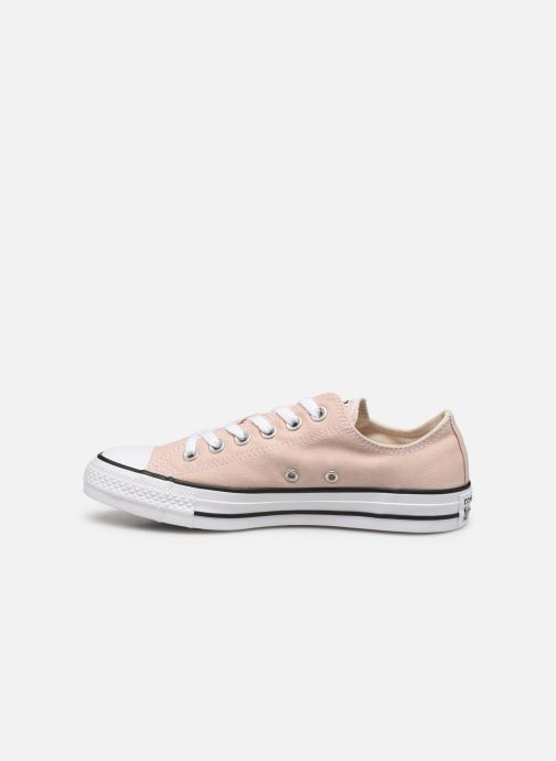 Sneakers Converse Chuck Taylor All Star Seasonal Color Ox W Beige immagine frontale