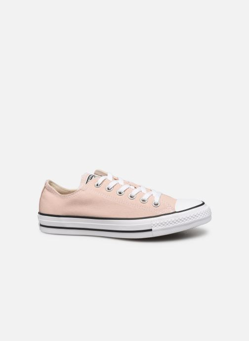 Sneakers Converse Chuck Taylor All Star Seasonal Color Ox W Beige immagine posteriore