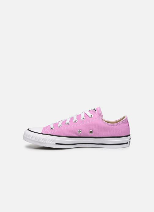 Baskets Converse Chuck Taylor All Star Seasonal Color Ox W Rose vue face