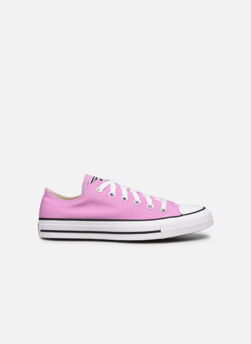 Baskets Converse Chuck Taylor All Star Seasonal Color Ox W Rose vue derrière