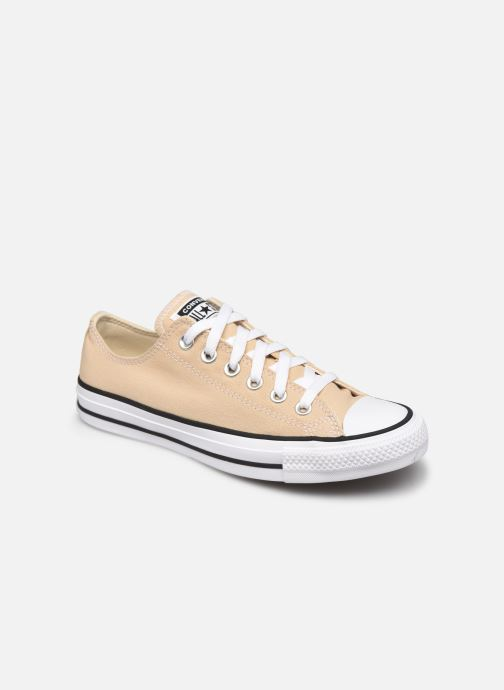Baskets Converse Chuck Taylor All Star Seasonal Color Ox W Beige vue détail/paire