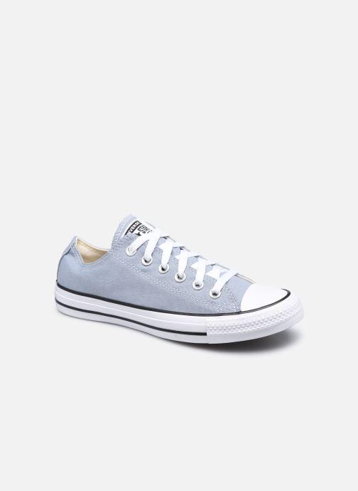 Sneaker Converse Chuck Taylor All Star Seasonal Color Ox W grau detaillierte ansicht/modell