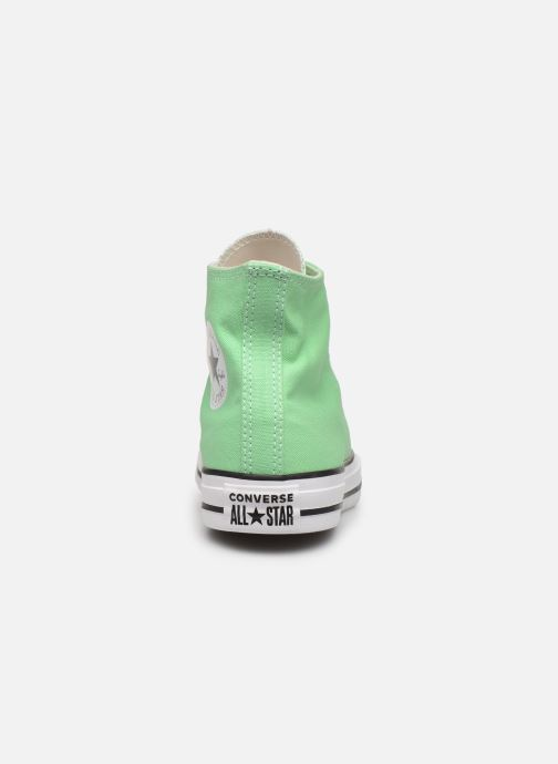 Baskets Converse Chuck Taylor All Star Seasonal Color Hi W Vert vue droite