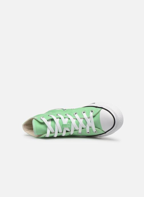 Baskets Converse Chuck Taylor All Star Seasonal Color Hi W Vert vue gauche
