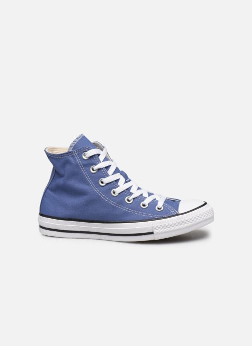 Baskets Converse Chuck Taylor All Star Seasonal Color Hi W Bleu vue derrière