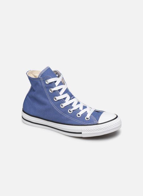 Deportivas Converse Chuck Taylor All Star Seasonal Color Hi W Azul vista de detalle / par