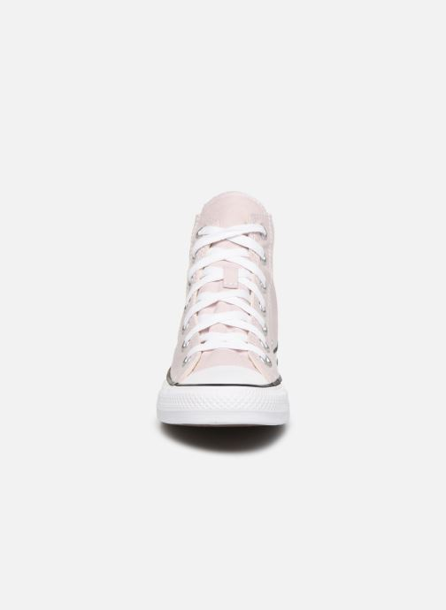 Trainers Converse Chuck Taylor All Star Seasonal Color Hi W Pink model view