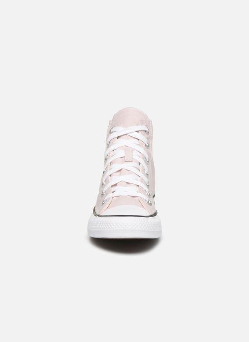 Sneakers Converse Chuck Taylor All Star Seasonal Color Hi W Pink se skoene på