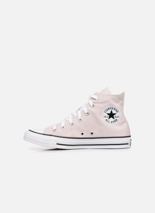 Baskets Converse Chuck Taylor All Star Seasonal Color Hi W Rose vue face