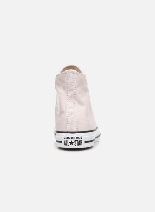 Trainers Converse Chuck Taylor All Star Seasonal Color Hi W Pink view from the right