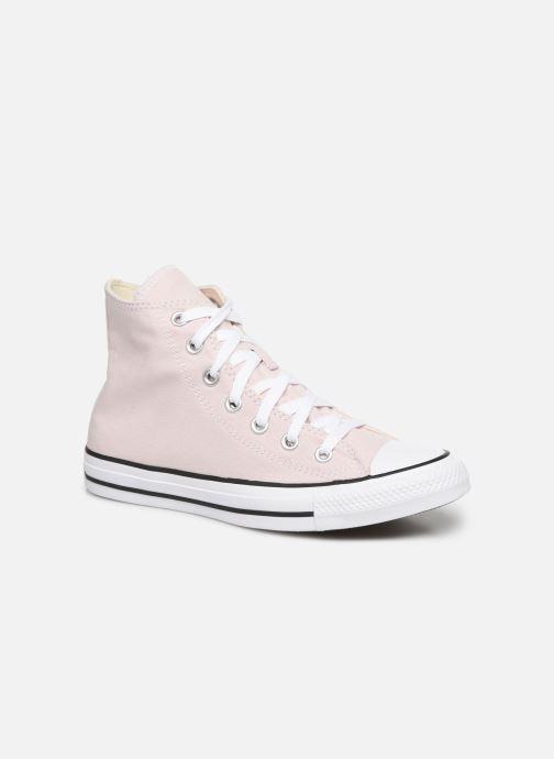 Sneakers Converse Chuck Taylor All Star Seasonal Color Hi W Pink detaljeret billede af skoene