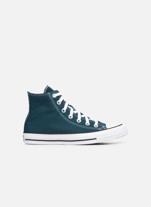Sneaker Converse Chuck Taylor All Star Seasonal Color Hi W blau ansicht von hinten