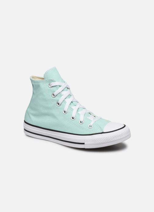 Sneakers Converse Chuck Taylor All Star Seasonal Color Hi W Grön detaljerad bild på paret