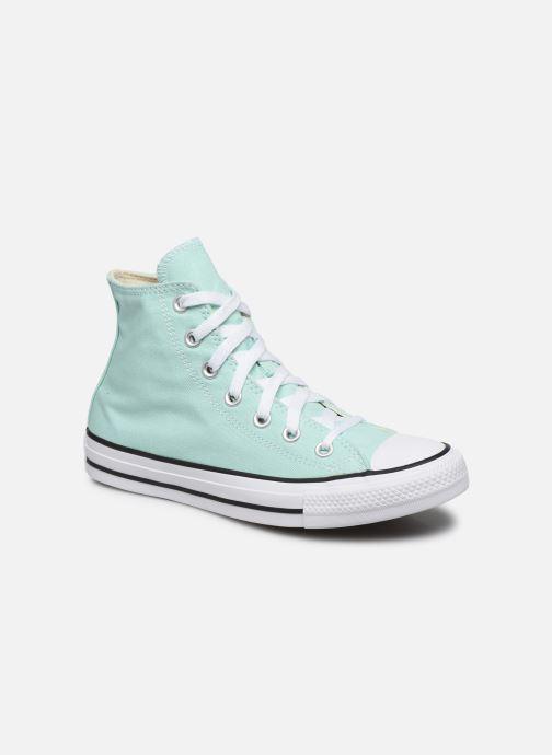Sneakers Converse Chuck Taylor All Star Seasonal Color Hi W Verde vedi dettaglio/paio
