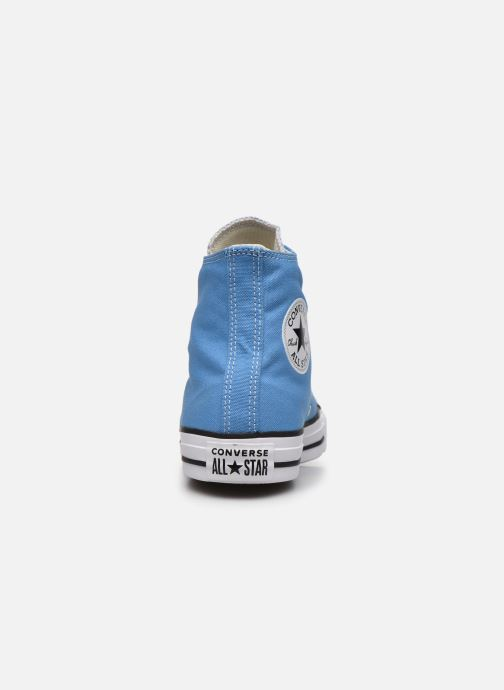 Baskets Converse Chuck Taylor All Star Seasonal Color Hi W Bleu vue droite