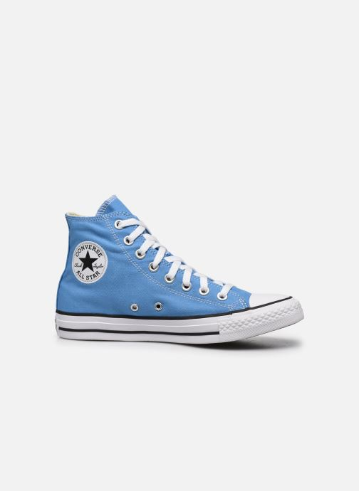 Sneakers Converse Chuck Taylor All Star Seasonal Color Hi W Blå se bagfra